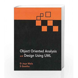 Object Oriented Analysis and Design Using Uml by Jeya Mala Book-9781259006746