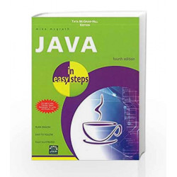 Java in easy steps, 4th Edition by N/A In Easy Steps Book-9781259025501