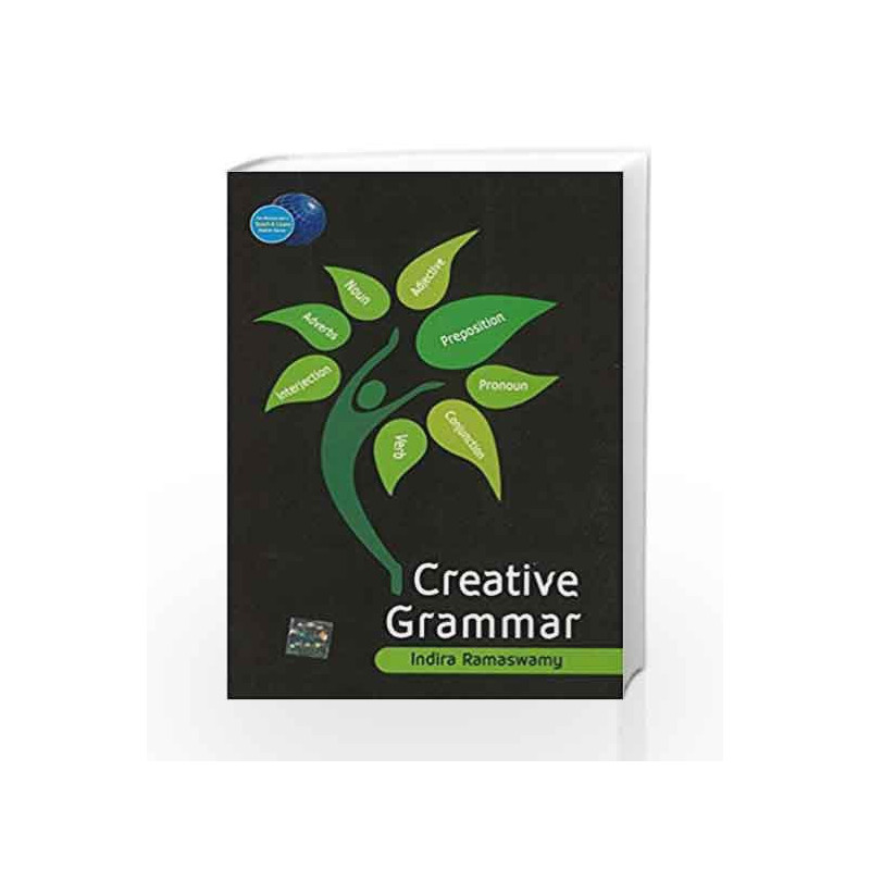 Creative Grammar by Venkat Ramaswamy Book-9781259026096