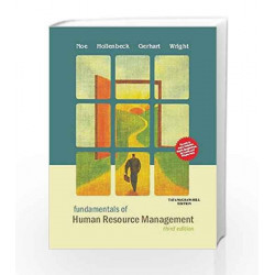 Fundamentals of Human Resource Management by Raymond Noe Book-9781259029097