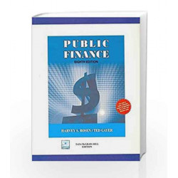 Public Finance by Harvey Rosen Book-9781259029103
