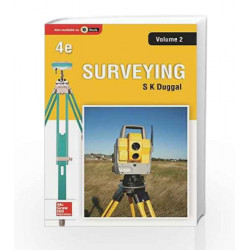 Surveying - Vol. 2 by Duggal Book-9781259029837