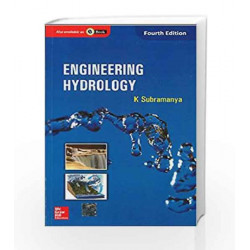 Engineering Hydrology by  Book-9781259029974