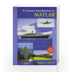 A Concise Introduction to Matlab by William Palm Iii Book-9781259061127