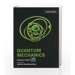 Quantum Mechanics by Leonard I. Schiff Book-9781259062865