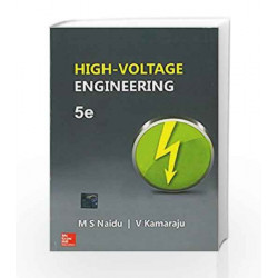 High - Voltage Engineering by Naidu Book-9781259062896