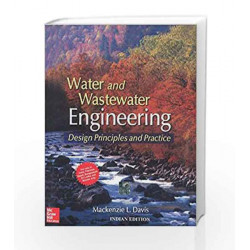 Water and Wastewater Engineering by Mackenzie L. Davis Book-9781259064838
