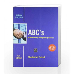 Abc's of Relationship Selling through Service by Futrell Book-9781259097379