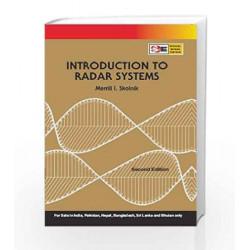 INTRODUCTION TO RADAR SYSTEMS (SIE) by Merrill Skolnik Book-9780070634411