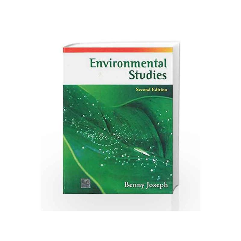 Environmental Studies by  Joseph Benny b Book-9780070648135