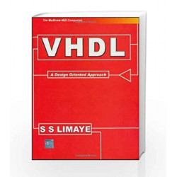 VHDL: A Design Oriented Approach by S Limaye Book-9780070648258