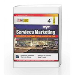 Services Marketing by  Book-9780070660076