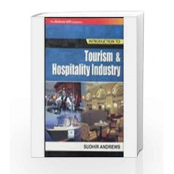 Introduction to Tourism and Hospitality Industry by Sudhir Andrews Book-9780070660212