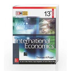 INTERNATIONAL ECONOMICS (SIE) by Thomas Pugel Book-9780070667099