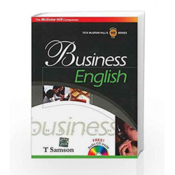 Business English (with audio CD) by T Samson Book-9780070667778