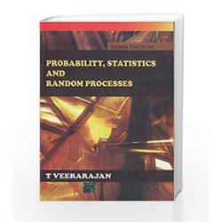 Probability -  Statistics and Random Processes by T Veerarajan Book-9780070669253