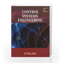 CONTROL SYSTEMS ENGINEERING by S Palani Book-9780070671935