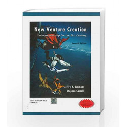 New Venture Creation by Jeffry Timmons Book-9780070677388