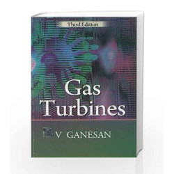 Gas Turbines by V Ganesan Book-9780070681927