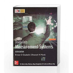 Doebelin's Measurement Systems by Ernest Doebelin Book-9780070699687