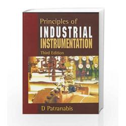 Principal Of Industrial Instrumentation by D Patranabis Book-9780070699717