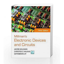 Electronic Devices and Circuits by Millman Jacob Book-9780070700215