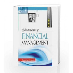 Fundamentals of Financial Management by Prasanna Chandra Book-9780070700796