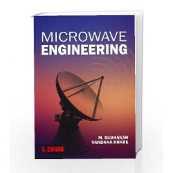 Microwave Engineering by Dr M. Sudhakar Book-9789352531486