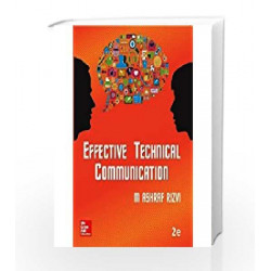 Effective Technical Communication by M. Ashraf Rizvi Book-9789352605781