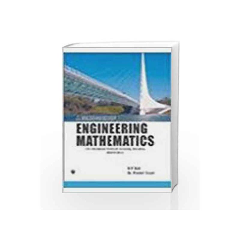 Textbook of Engineering Mathematics, Sem-II : Uttarakhand Technical  University by Dr  Manish Goyal-Buy Online Textbook of Engineering  Mathematics,