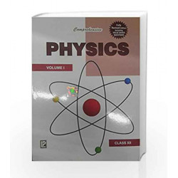 Comprehensive Physics XII Vol.I and Vol.II Fully Revised Edition Including Value Based Question (Set of 2 Books)