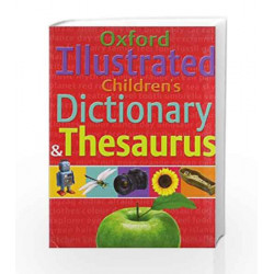Oxford Illustrated Childredn's Dictionary and Thesaurus
