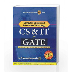 Computer Science and Information Technology: CS & IT for GATE