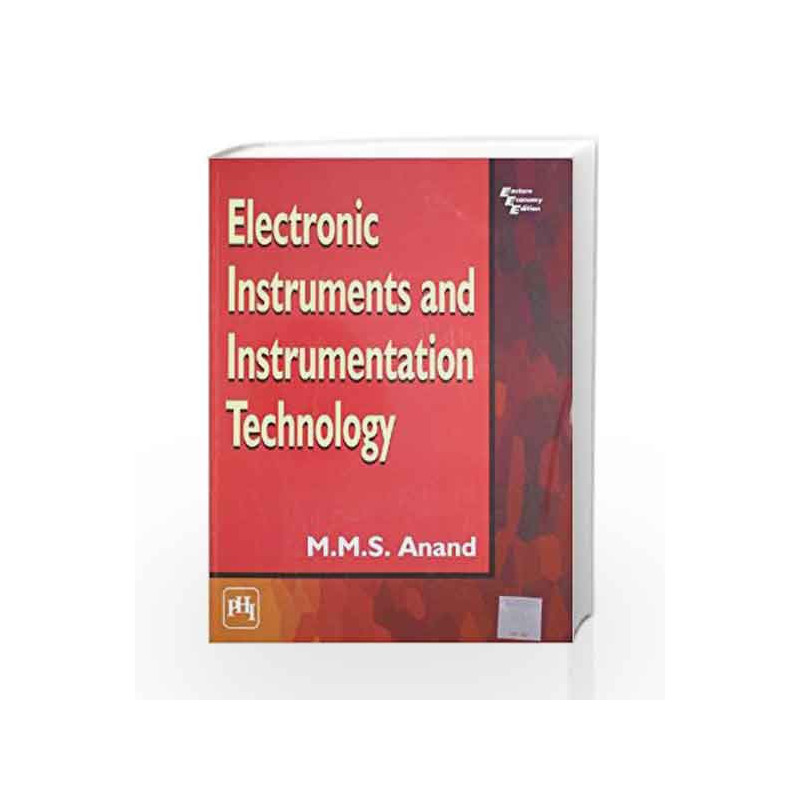 Electronic Instruments and Instrumentation Technology
