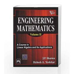 Engineering Mathematics - Vol.2
