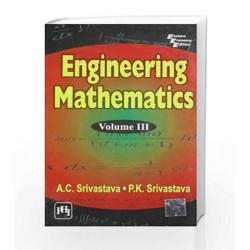 Engineering Mathematics - Vol.3