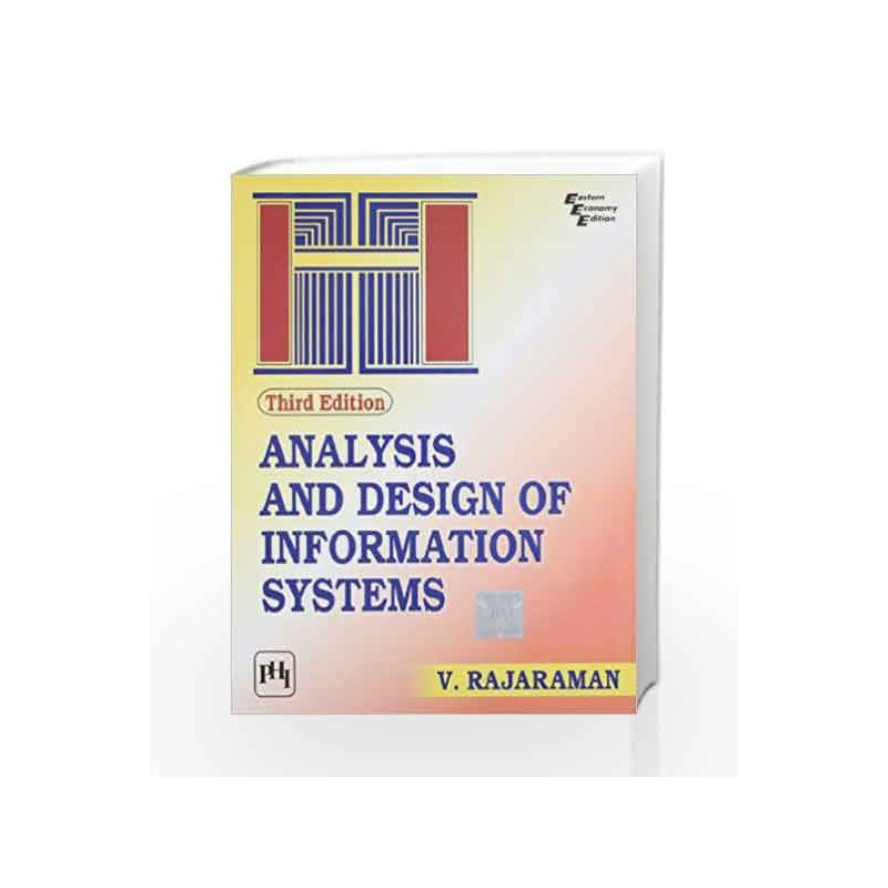 Analysis and Design of Information Systems