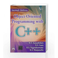 Object - Oriented Programming with C++
