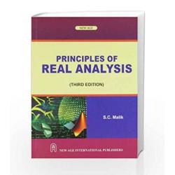Principle Of Real Analysis 3/E Pb