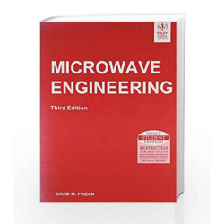 Microwave Engineering, 3ed