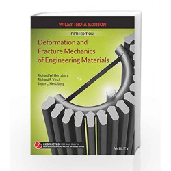 Deformation and Fracture Mechanics of Engineering Materials, 5th ed.