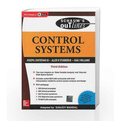 Control Systems (Schaum's Outline Series) by Joseph Distefano Book-9780070681200
