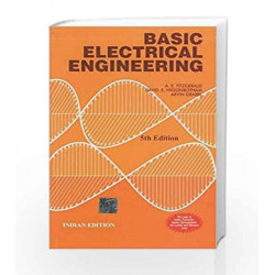 Basic Electrical Engineering by A Fitzgerald Book-9780070682566