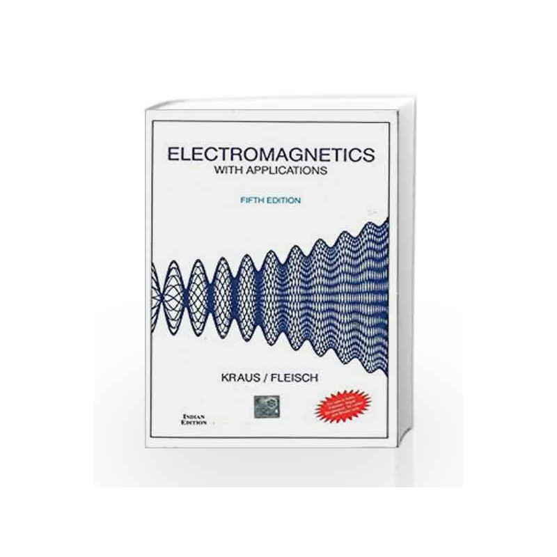 Electromagnetics Applications' by John Kraus Daniel Fleisch Book-9780070702400