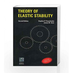 Theory of Elastic Stability by Stephen Timoshenko Book-9780070702417