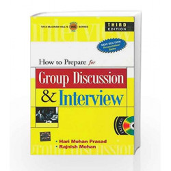 How to Prepare for Gd and Interview by Hari Prasad Book-9780070706347