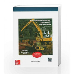 Construction Planning, Equipment and Methods by Robert Peurifoy Book-9780070706996