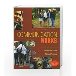 Communication Works (With CD 4.0) by Teri Gamble Book-9780071070676