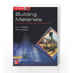 Building Materials Products, Properties and Systems by M. Gambhir