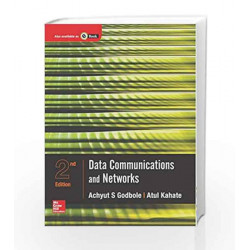 Data Communications and Networks -2nd Edition by Achyut Godbole Book-9780071077705